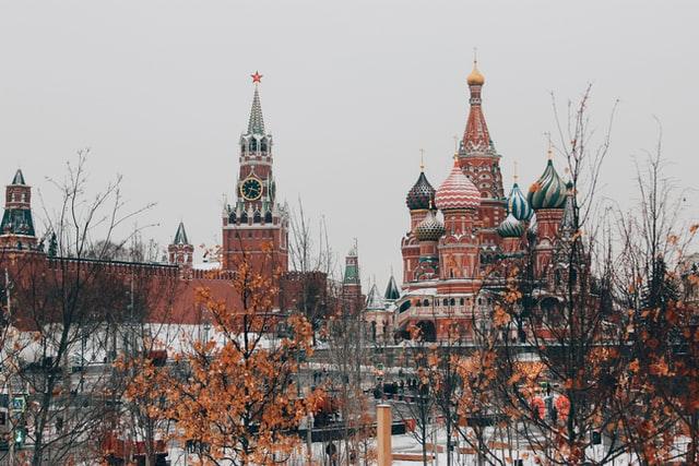 Россия, Москва, красная площадь