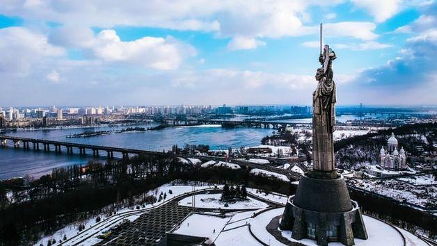 Украина Батьківщина-Мати